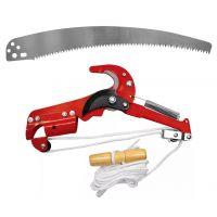 Ножица и трион за високо рязане с алуминиева телескопична дръжка HECHT M4B1 / 130 - 240 cm /