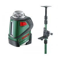 Ротационен лазерен нивелир Bosch PLL 360 + TP 320 / 20 m , точност ± 0.4 mm/m /