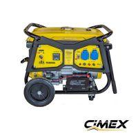 Генератор CIMEX PG4000S   / 3.0 kW, електрически старт, АВР, колела /
