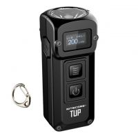 Фенер за ключодържател Nitecore TUP Black /  1000 лумена,   180 м /