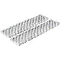 Дълги резервни микрофибърни кърпи Bosch /за  Bosch GlassVAC/