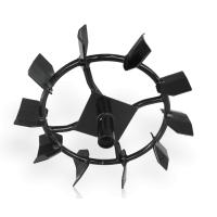 Метални колела комплект за мотофреза HECHT 000750 / 2 бр, за HECHT 750/