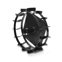 Метални колела комплект за мотофреза HECHT 8001004/ 2 бр, за HECHT 785 и  HECHT 790 BS/
