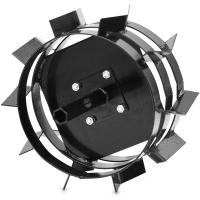 Метални колела комплект за мотофреза HECHT 000797/ 2 бр, за HECHT 796/