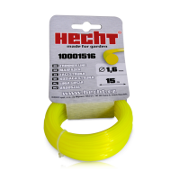 Корда за косачка тример кръгла HECHT 10001516 / 1.65 mm x 15 m /