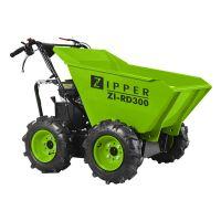 Моторен градински самосвал/ дъмпер Zipper ZI-RD300 / 4,1 KW,    300 кг /