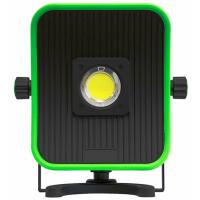 Портативен прожектор с две системи на захранване Lemania W9  / 4500 лумена,   7.4V, 8800mAh Li-ion /