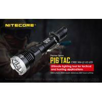 Фенер Nitecore P16TAC  / 1000 лумена, водоустойчив, ръчен, черен /