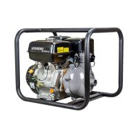 Високонапорна моторна бензинова помпа Hyundai HYH40-2/ 40 mm - 1 1/2 '', 13 HP, 100 метра напор, 350 l/min /
