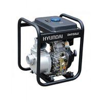 "Дизелова помпа с ел.стартер Hyundai DHY50LE, 50 mm 2"", 6 HP, 34 m, 30 m3 /h"