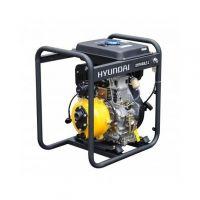 "Високонапорна дизелова помпа с ел.стартер Hyundai DHYH40LE-2 / 40 mm (1 1/2 ""), 10 HP, 100 m, 21 m3 /h /"