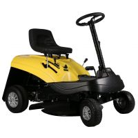 Косящ трактор  TEXAS  Rider 6100ES, двигател Loncin /  4,8 kW,   61 см,   ръчен и ел. стартер, странично изхвърляне, без кош /