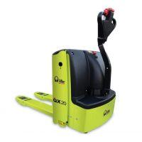 Палетна електрическа количка PRAMAC QX20 L1000 /1000х550 см., 2000 кг./