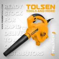 Електрическа духалка Tolsen 79606 / 600 W,   0-3.5m³/min /
