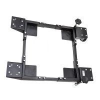 Универсална стойка за преместване на настолни машини Holzmann UFE300 / 71x71 см,    300 кг /