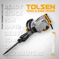Електрически къртач Tolsen  / 1700W,     60J,   HEX /