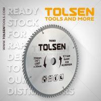 """Циркулярен TCT диск за рязане на алуминий Tolsen / 305mm(12"""") x 100T x 30mm,      16/25.4mm /"""