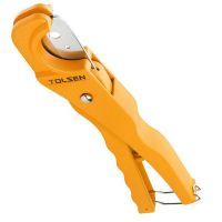 "Алуминиеви ножици за PVC тръби Tolsen  / 210mm, 8"" /"