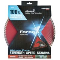 Диамантен диск за бетон ForceX 115 / 300 мм - 10 mm