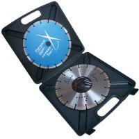 Комлект диамантени дискове 230 мм - 10-12 mm