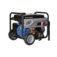 Бензинов генератор REM Power GSEm 7250 TBE, 7.25 kW, 230/400 V, 15.0 HP, с Bluetooth управление