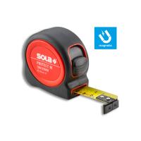 Ролетка гумирана противоударна с магнит    Sola Protect M   / 5 м, с магнит /