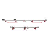 Вендуза за плоскости, многопозиционна RUBI   / 60 кг /