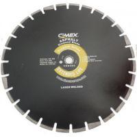 Диамантен диск за асфалт Cimex ASP400 / 400 mm, 25.4 mm / + БЕЗПЛАТНА ДОСТАВКА