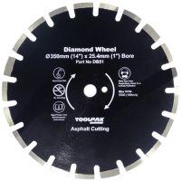 Диамантен диск за асфалт 300-350мм - 10 mm