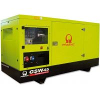 Генератор Pramac GSW 45 Y, 36 KW с двигател Yanmar
