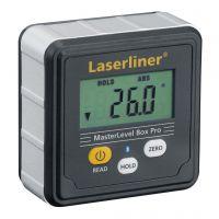 Нивелир дигитален  Laserliner MasterLevel Box Pro   / 59 мм, 0.1°,    с bluetooth /