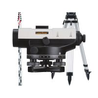 Нивелир оптичен   Laserliner  AL22 Set комплект /  22x 2.5 мм/1000 м. 360* /