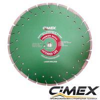 Диамантен диск за асфалт и бетон Cimex Комбиниран диск ACP400 / 400 mm, 25.4 mm /
