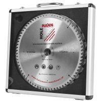 Комплект  T.C.T.  дискове Holzmann  KSB254SET  / 3бр.    Ø 300mm / 28T, 48T, 72T / 30 мм,   в алуминиева кутия /