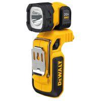 Акумулаторен LED фенер DEWALT DCL044 18 V, без батерия и зарядно