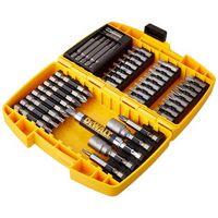 Комплект накрайници и битове DEWALT DT71572  / 45 части /