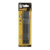 Ножове за зеге от въглеродна стомана HSC DEWALT DT2167 / 180 mm,    5 бр./