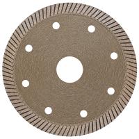 Диамантен диск за тънък гранит, твърди изкуствени камъни, каменина, керамикa и фаянсови плочки Bavaria Tools /за настолни машини, Ø 350 мм/