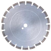 """Диамантен диск серия """"Premium"""" за асфалт (машини до 10 kW и над 10 kW) Bavaria Tools /за моторни фугорези, Ø 300 мм, защитен с ъглови сегменти /"""