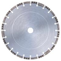 Диамантен комбиниран диск  за асфалт и бетон (машини до 10 kW и над 10 kW) Bavaria Tools /за моторни фугорези, Ø 300 мм, със сегменти за защита на основата на диска /