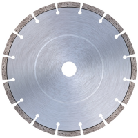 """Диамантен диск серия """"Универсални"""" за бетон и строителни материали (машини до 10 kW и над 10 kW) Bavaria Tools /за моторни фугорези, Ø 400 мм/"""
