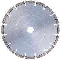 Диамантен диск за бетон, армиран бетон и твърди изкуствени камъни Bavaria Tools /за моторни фугорези, Ø 400 мм/