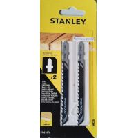Ножчетата за прободен трион за дърво и талашит, за грубо рязане Stanley  STA21072 /  T-захват /