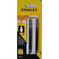 Ножчетата за прободен трион за дърво, талашит и пластмаси, за фино рязане Stanley  STA21052 / 2 бр. /