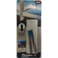 ножчета за прободен трион за метал BLACK&DECKER PIRANHA X22155  / 70мм,  1,5-4мм, U ЗАХВАТ,5 БР.  /