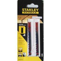 Ножчета за прободен трион за дърво и талашит Stanley  STA25522 /91.5мм,  U-захват и вид на материала HCS /