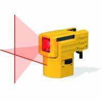 Лазерен нивелир с прав ъгъл Stabila LAX 50 / 10 м, ± 0.05 мм, с трипод /