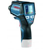 Термодетектор BOSCH GIS 1000 C SOLO ProMix 12V/ без батерия и зарядно, с L-Boxx /
