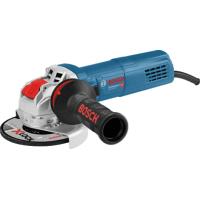Ъглошлайф Bosch X-LOCK GWX 9-125 S Professional  / 900 W, 125 mm /, регулиране на оборотите