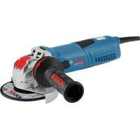 Ъглошлайф Bosch X-LOCK GWX 13-125 S Professional / 1300 W, 125 mm /